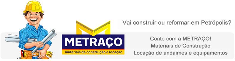 METRACO Materiais de Construção Petrópolis